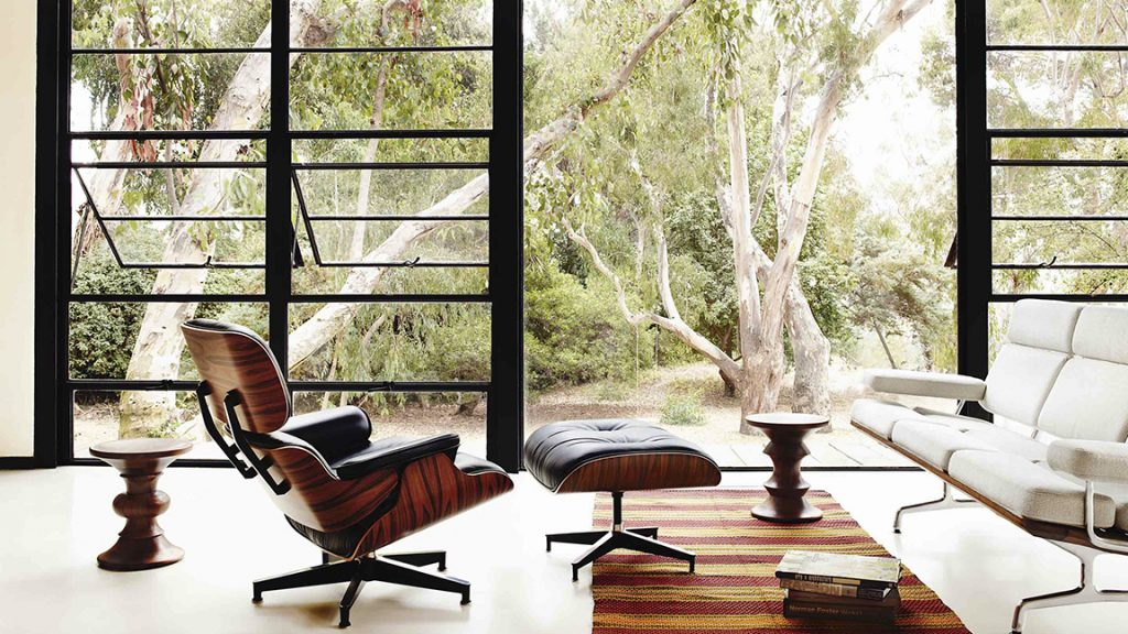 Sala de Estar - Sillón Eames
