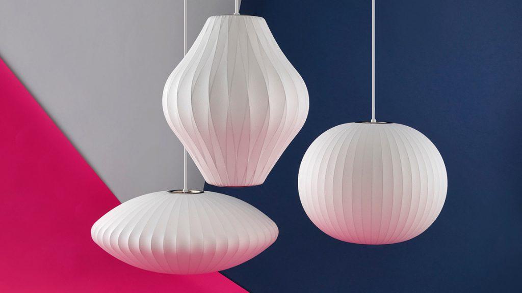 Iluminación - Lámparas Nelson Bubbles
